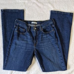 Levis Bootcut 515 jeans - High Rise - Size 10 Long